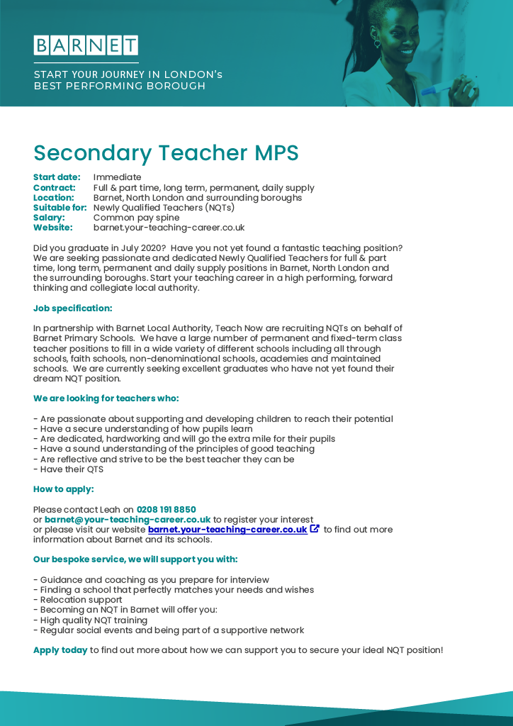 Secondary NQT Sept 211024 1